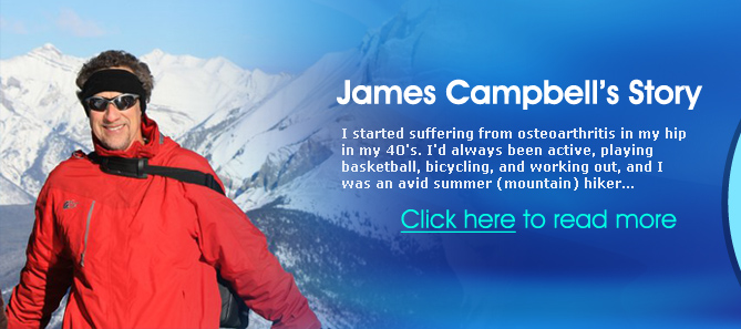 James Campbell's Story - Hip & Fracture Institute Nashville