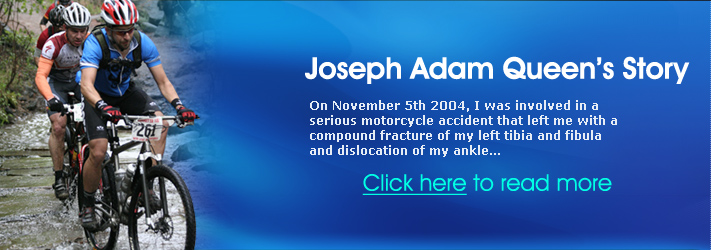 Joseph Adam Queen's Story - Hip & Fracture Institute Nashville
